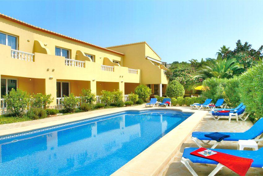 5 Hotel Montemar Benissa