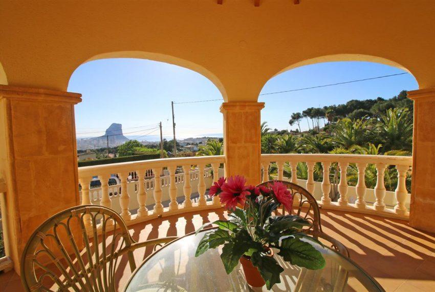 terraza mirador